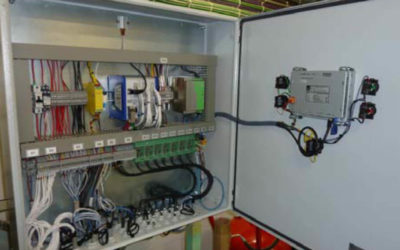 Automatic hoist and length control system