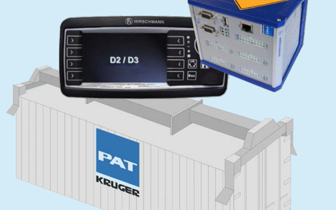 Container Safety / Weighing System