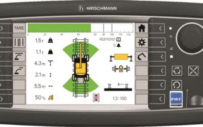 RCI system Atlas rail machine